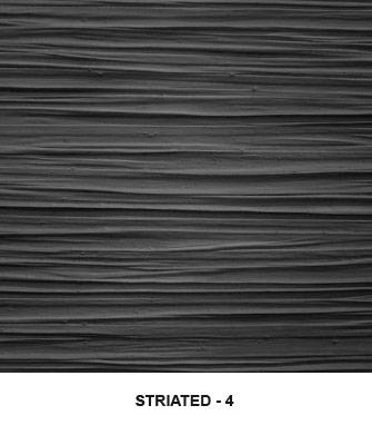 Cladify texture Striated